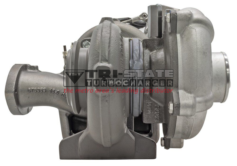Ford Turbocharger Replacement Powerstroke 6 4l Borgwarner