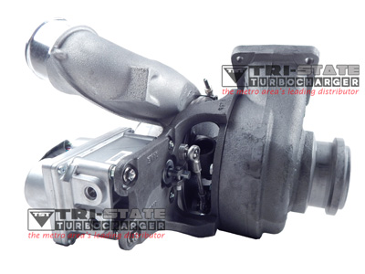 International Turbocharger, I313, DT466, Borg Warner, S300V129, 7 6L, VGT,  2003-2013