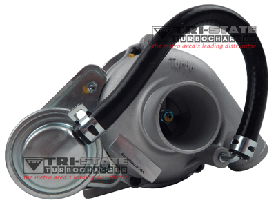 IHI, RHF4, AS12, Turbocharger Replacement, 4T-506