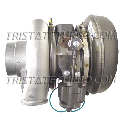 Cummins ISX07 Turbocharger Replacement - Holset HE551V - VGT