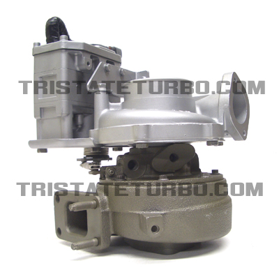 Hino Turbocharger Replacement, Hino J05D-TA, Garrett GT3571KLNV (Nissan UD  Cab Over)