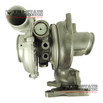 Chevy 6 6L Duramax LML Turbocharger Replacement 2011-2015 Garrett GT37VAS